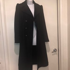 zara women pea coat 🧥
